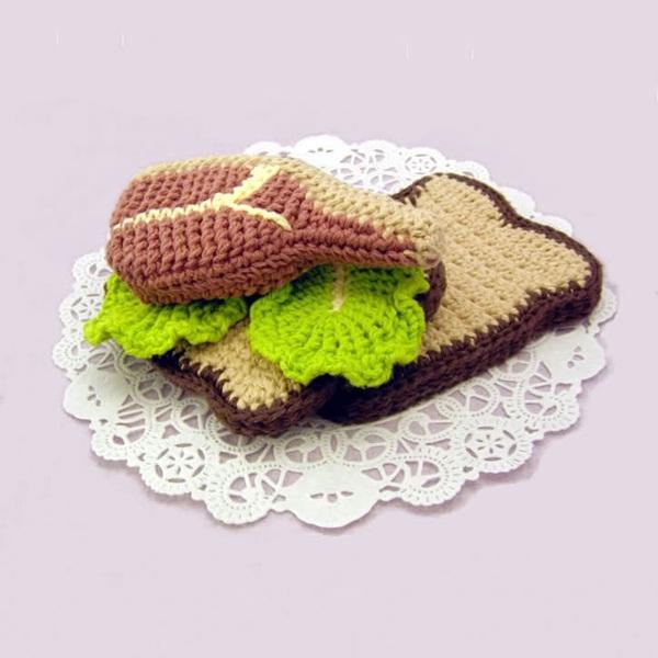 crochet food (6)