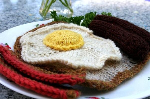 crochet food (8)