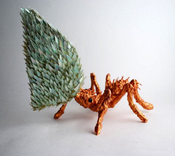 animals-sculpture-from-shattered-cd- (15)