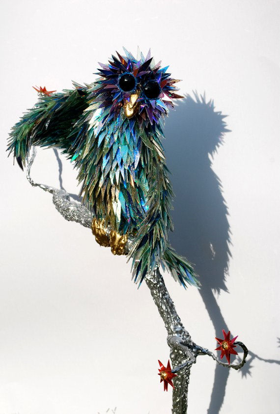 animals-sculpture-from-shattered-cd- (18)