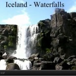 Iceland Waterfalls Video