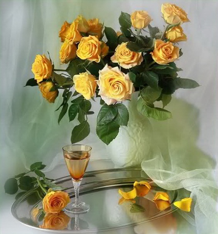 picture-of-yellow-roses- (19)