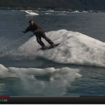 Extreme Wakeboarding Video In Alaska