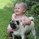 Cute Babies With Dogs (28 Photos)