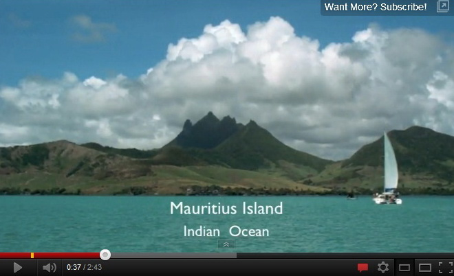 """mauritius island video"""
