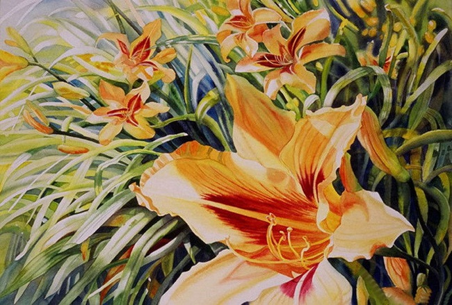 watercolor-flower-paintings-by-marney-ward- (15)