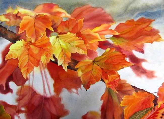 watercolor-flower-paintings-by-marney-ward- (17)