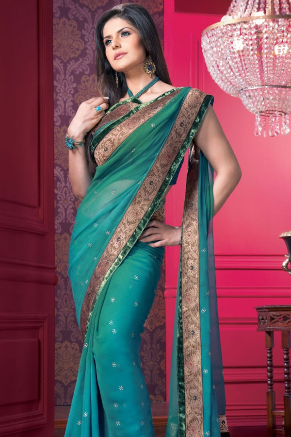 zarine-khan-saree-collection- (1)