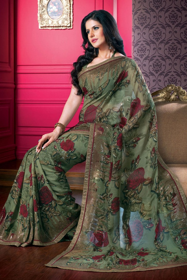 zarine-khan-saree-collection- (3)