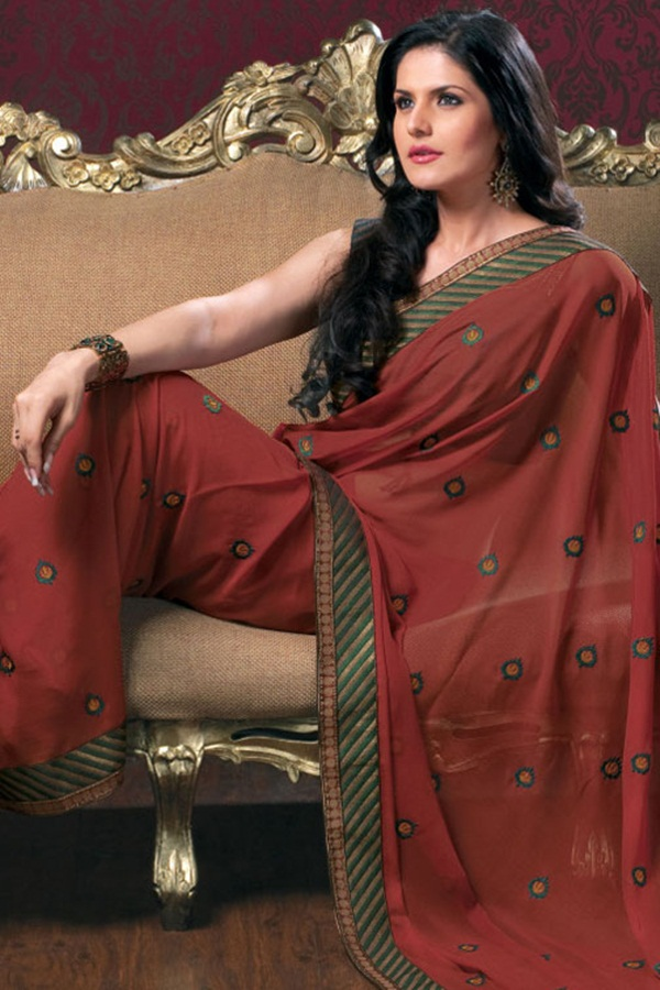 zarine-khan-saree-collection- (11)