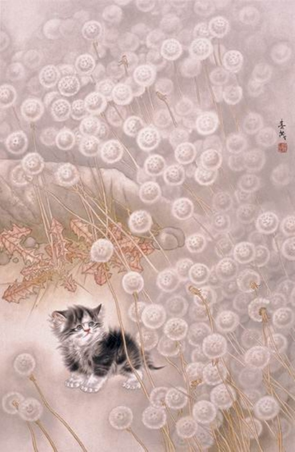 cute-kitten-paintings- (21)