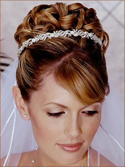 Sensational Hairstyles For Evening Wedding Short Hairstyles Gunalazisus