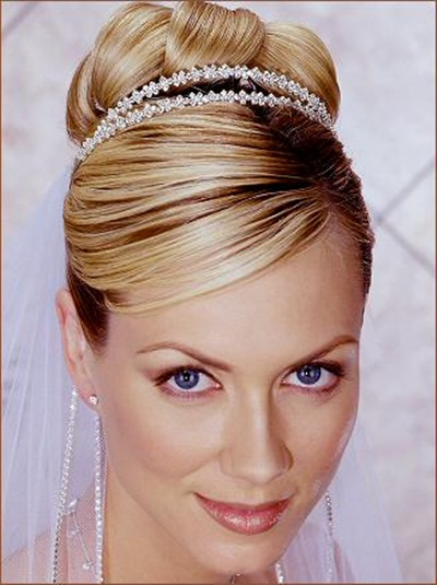 Outstanding Elegant Bridal Hairstyles 15 Photos Funmag Org Hairstyles For Men Maxibearus