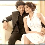 Farhan Akhtar and Sonam Kapoor Photoshoot For Brunch Magazine