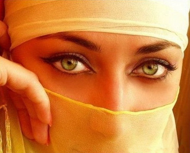 beautiful-eyes-in-veil- (11)