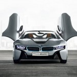 BMW i8 Spyder (20 Photos)