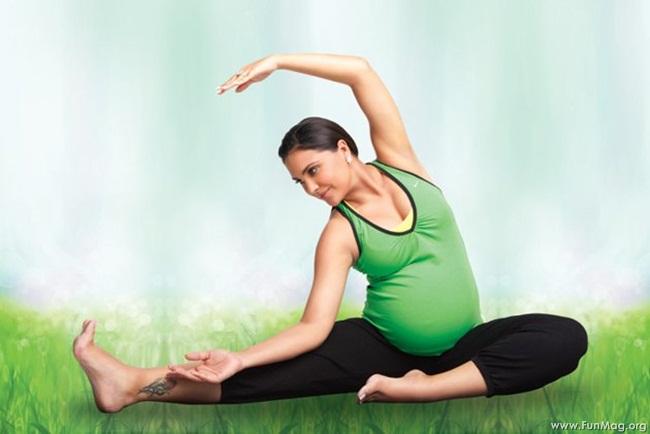 lara-dutta-photoshoot-for-prenatal-yoga-dvd- (11)