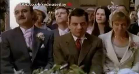 """mr-bean-ruining-a-wedding-funny-video"""