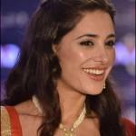 Nargis Fakhri In Red Indian Dress (22 Photos)