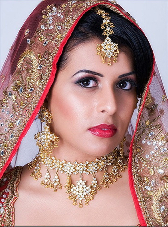 How To Do Bridal Makeup With Images : New Bridal Makeup 2013 and 2014 - New Best Girls