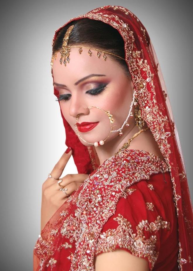 White Dress Bridal Makeup : Asian Bridal Makeup (12 Photos) funmag.org