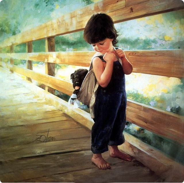 childhood-oil-paintings-by-donald-zolan- (18)