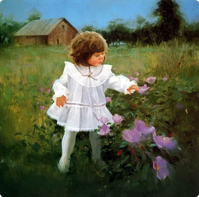 childhood-oil-paintings-by-donald-zolan- (20)