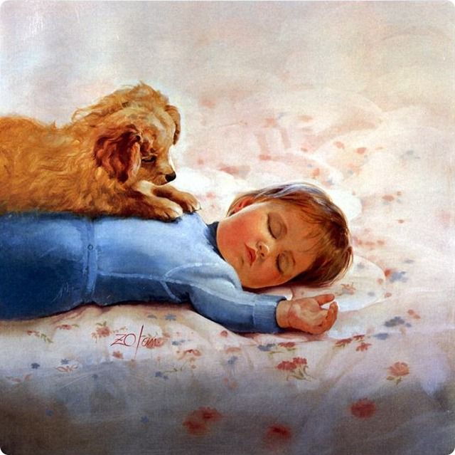 childhood-oil-paintings-by-donald-zolan- (23)