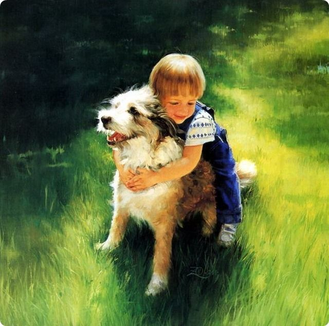 childhood-oil-paintings-by-donald-zolan- (24)