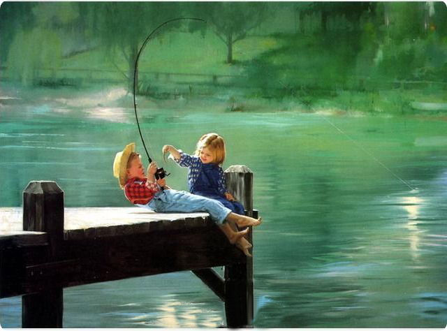childhood-oil-paintings-by-donald-zolan- (8)