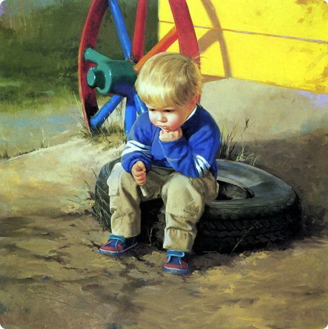 childhood-oil-paintings-by-donald-zolan- (9)