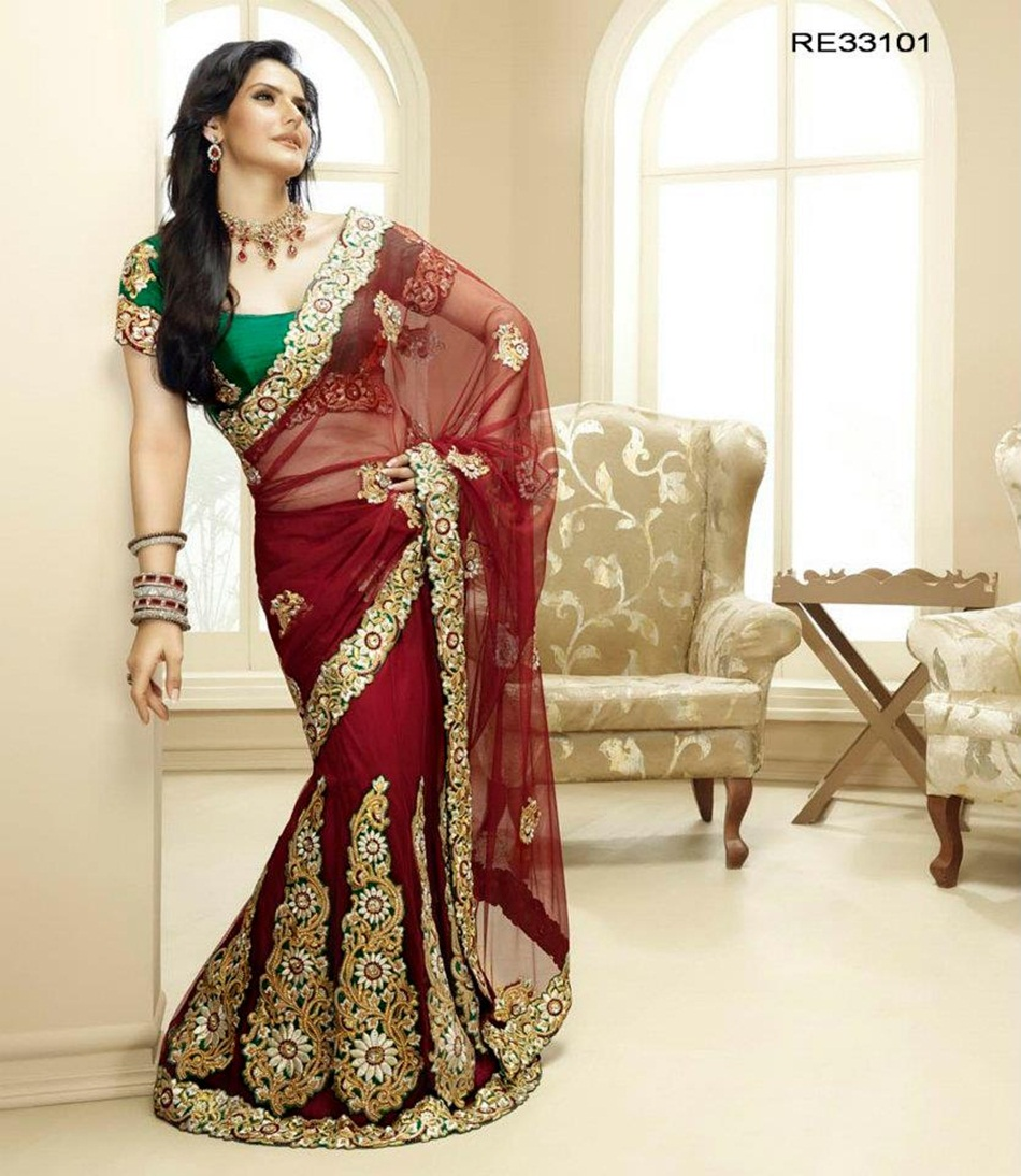 zarine-khan-exclusive-roopam-saree-collection- (6)