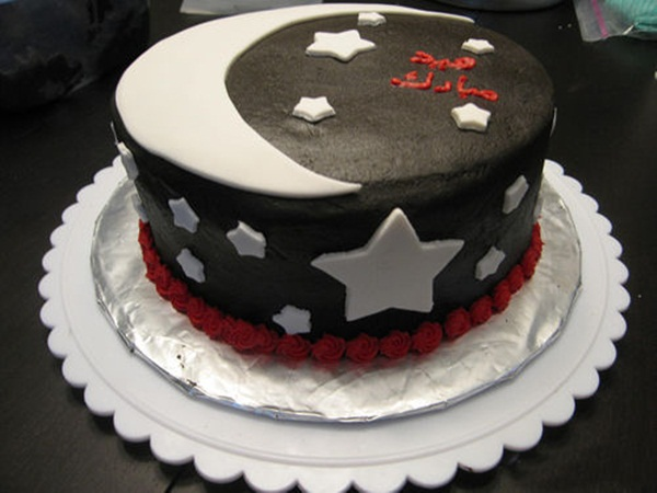 Decorating Ideas > Special Eid Cake  Funmagorg ~ 075848_Eid Cake Decoration Ideas