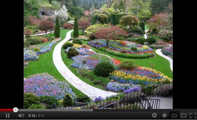 """butchart-garden-video"""
