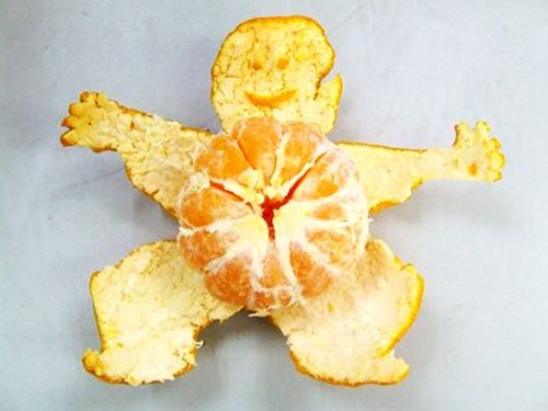 orange peel Funny