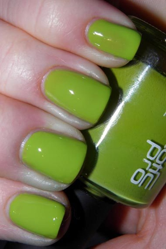 Bright Color Nail Design http://www.funmag.org/fashion-mag/fashion-style/bright-nail-colors-35-photos/