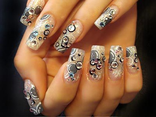 Cool Nail Art  funmag.org