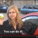 Unlock Car With Tennis Ball – Video