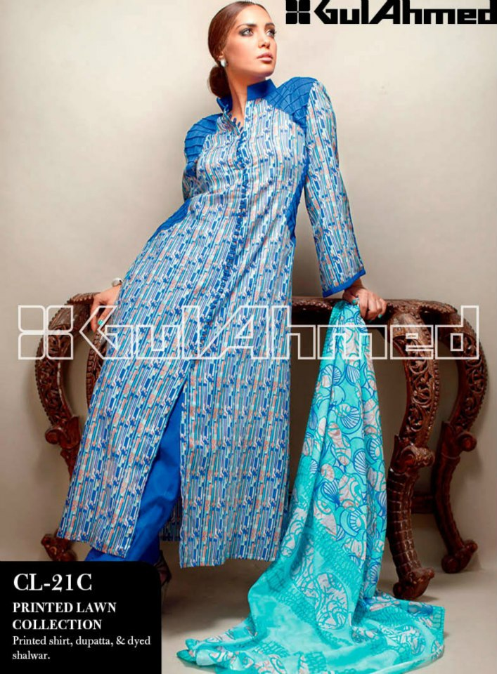 gul-ahmed-lawn-collection-2013 (2)