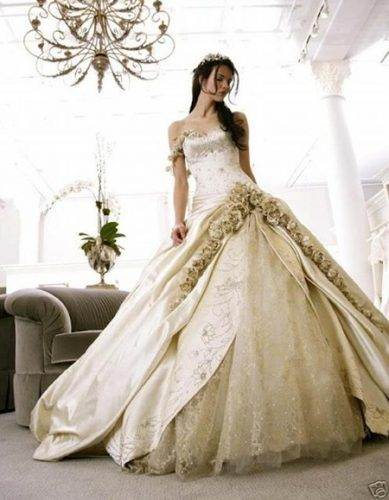 Traditional Wedding Gowns