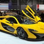 New Supercar McLaren P1