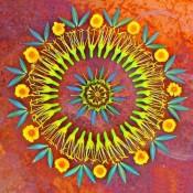 Creating Art Mandala By Kathy Klein