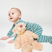 Cute Kids with Teddies
