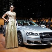 Girls With Cars At Frankfurt Motor Show 2013