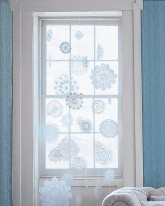 ideas-for-decorating-home-with-snowflakes- (31)