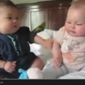 Cutest Baby Talk Ever-Video