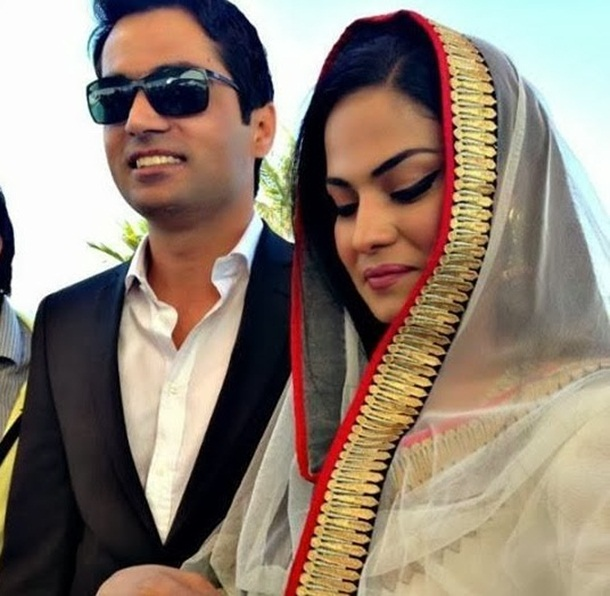 veena-malik-nikkah-photos- (1)