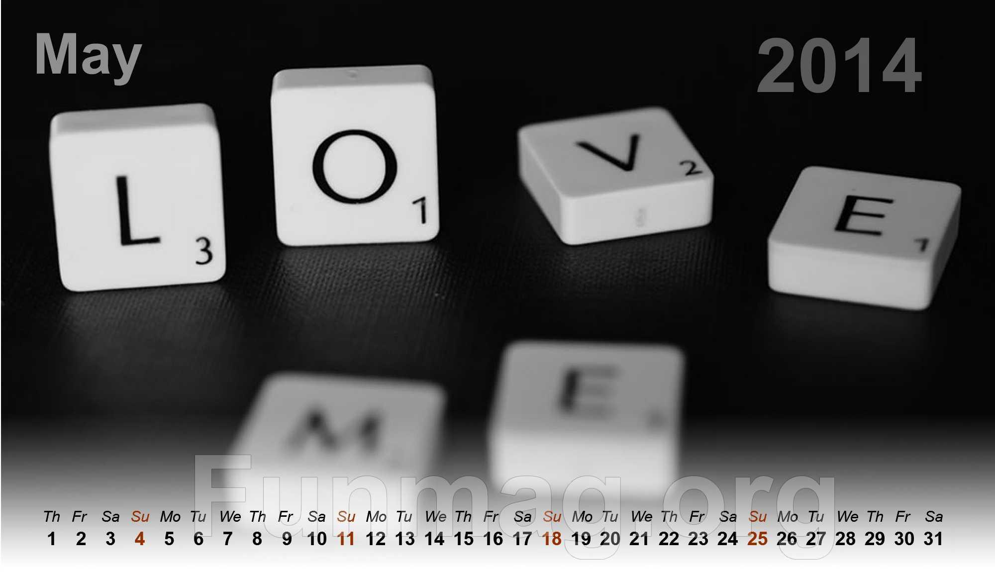love-calendar-2014- (5)
