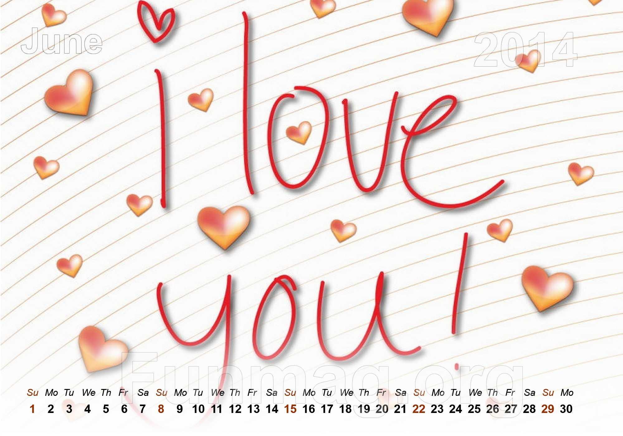 love-calendar-2014- (6)