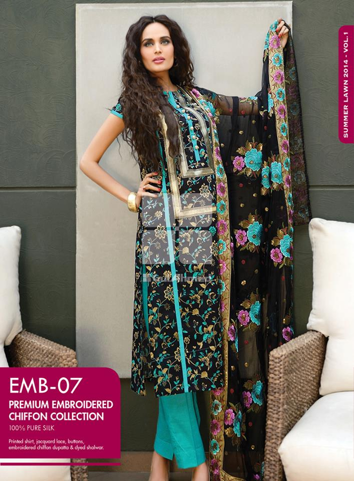 gul-ahmed-embroidered-chiffon-lawn-collection-2014- (38)